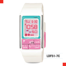 Load image into Gallery viewer, Casio Sports Watch LDF51-7C