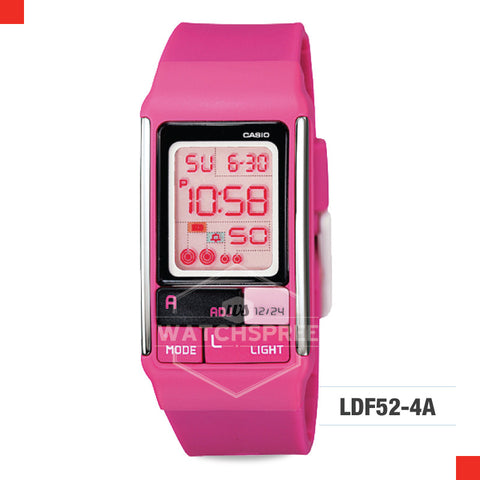 Casio Sports Watch LDF52-4A