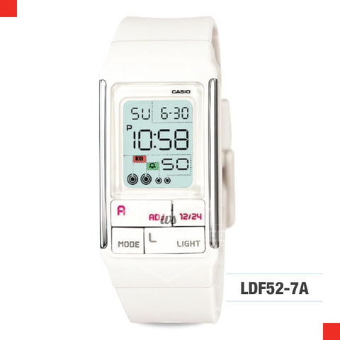 Casio Sports Watch LDF52-7A