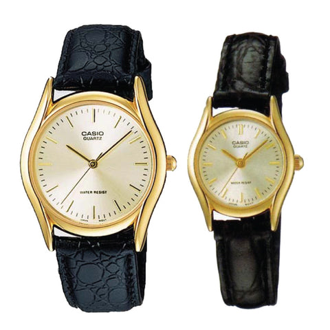 Casio Couple Watch MTP1094Q-7A LTP1094Q-7A