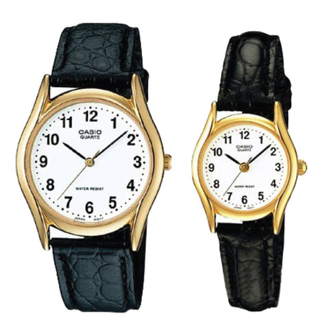 Casio Couple Watch MTP1094Q-7B1 LTP1094Q-7B1