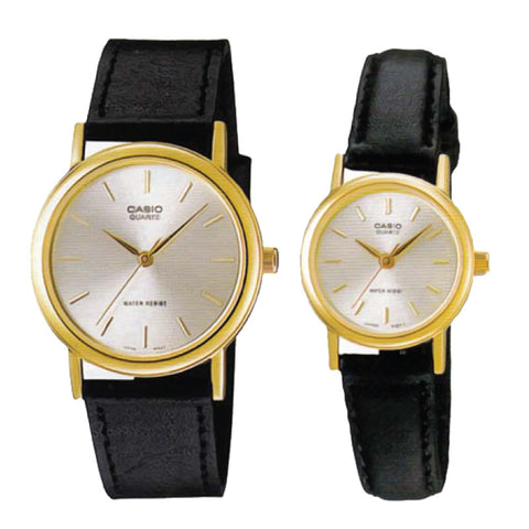 Casio Couple Watch MTP1095Q-7A LTP1095Q-7A