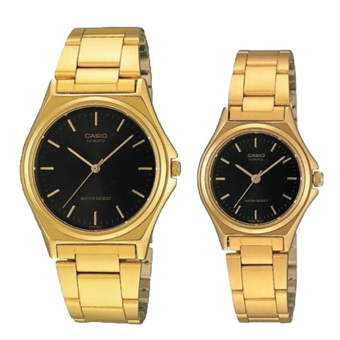 Casio Couple Watch MTP1130N-1A LTP1130N-1A
