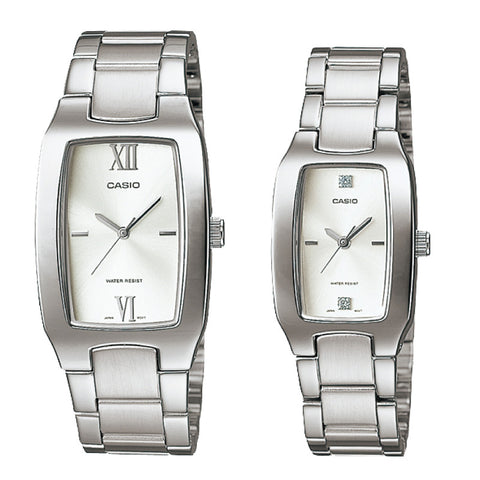 Casio Couple Watch MTP1165A-7C2 LTP1165A-7C2