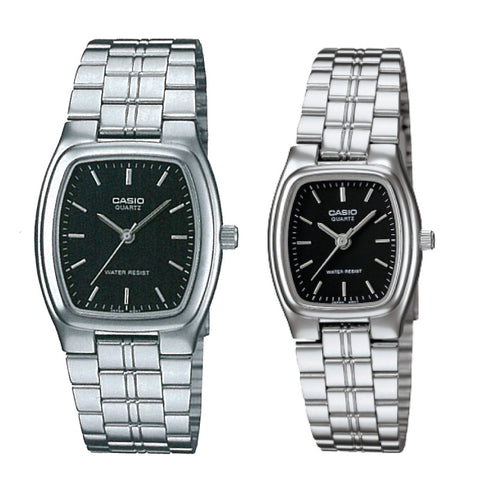 Casio Couple Watch MTP1169D-1A LTP1169D-1A