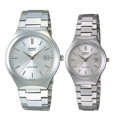 Casio Couple Watch MTP1170A-7A LTP1170A-7A