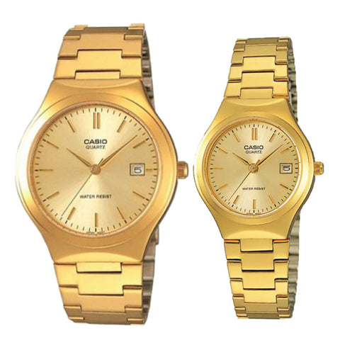 Casio Couple Watch MTP1170N-9A LTP1170N-9A