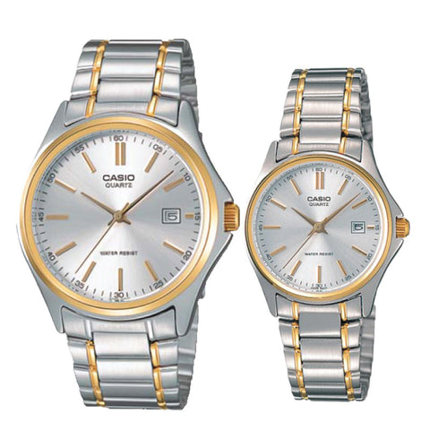 Casio Couple Watch MTP1183G-7A LTP1183G-7A