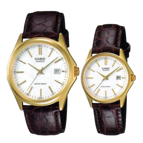 Casio Couple Watch MTP1183Q-7A LTP1183Q-7A
