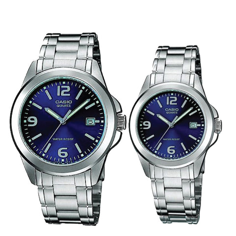 Casio Couple Watch MTP1215A-2A LTP1215A-2A