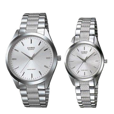 Casio Couple Watch MTP1274D-7A LTP1274D-7A