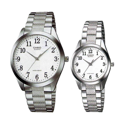 Casio Couple Metal Watch LTP1274D-7B MTP1274D-7B