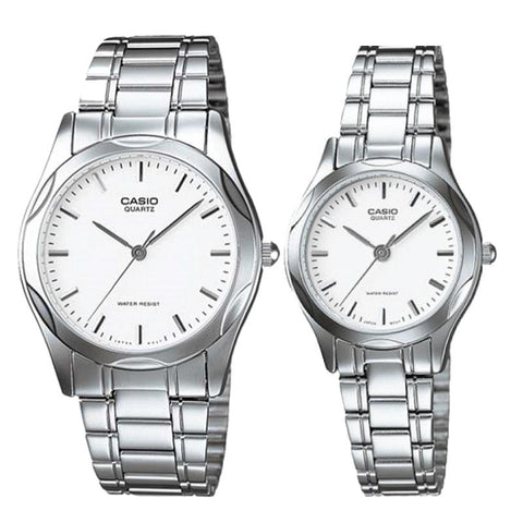 Casio Couple Metal Watch LTP1275D-7A MTP1275D-7A