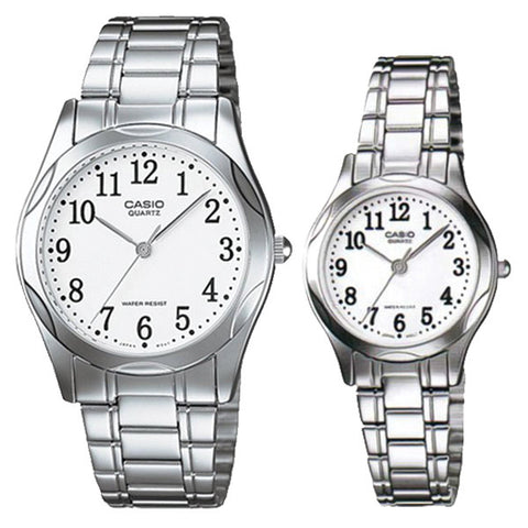 Casio Couple Watch MTP1275SG-7B LTP1275SG-7B