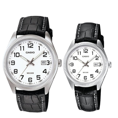 Casio Couple Watch MTP1302L-7B LTP1302L-7B