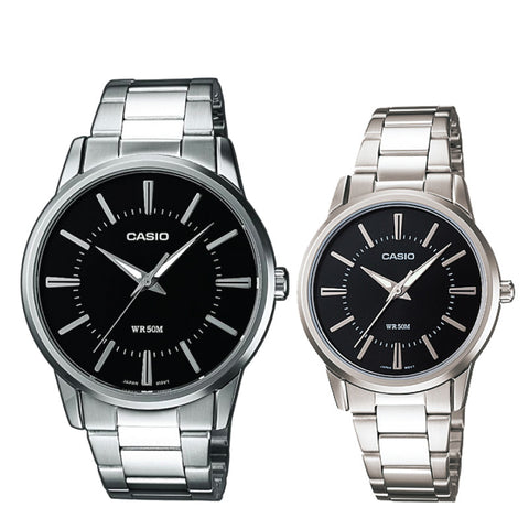 Casio Couple Watch MTP1303D-1A LTP1303D-1A