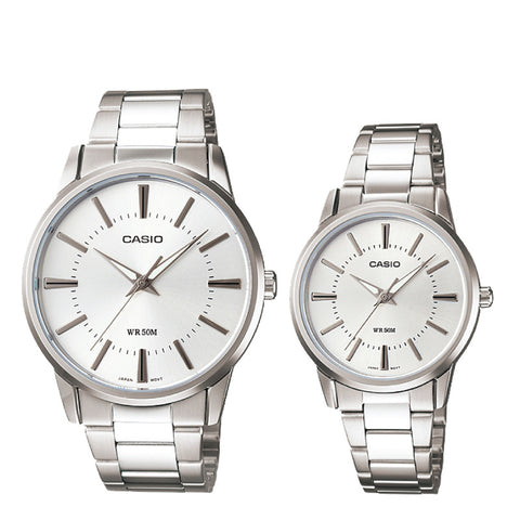 Casio Couple Watch MTP1303D-7A LTP1303D-7A