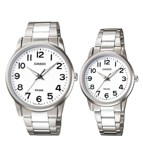 Casio Couple Watch MTP1303D-7B LTP1303D-7B