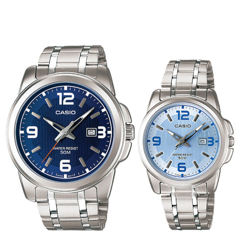 Casio Couple Watch MTP1314D-2A LTP1314D-2A