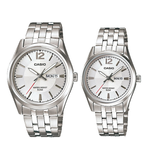 Casio Couple Watch MTP1335D-7A LTP1335D-7A