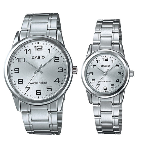 Casio Couple Watch MTPV001D-7B LTPV001D-7B