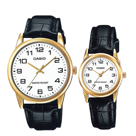 Casio Couple Watch MTPV001GL-7B LTPV001GL-7B