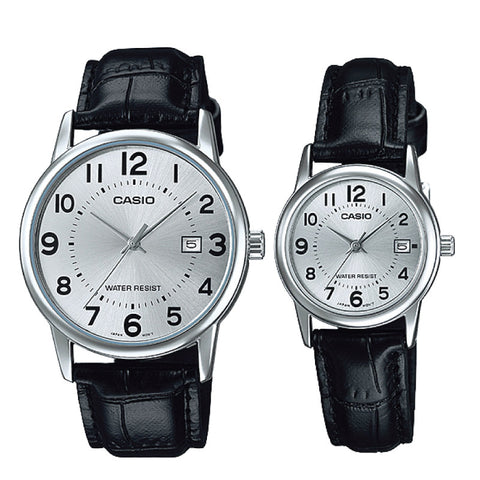 Casio Couple Watch MTPV002L-7B LTPV002L-7B