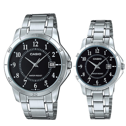 Casio Couple Watch MTPV004D-1B LTPV004D-1B