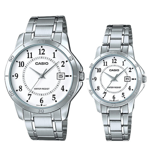 Casio Couple Watch MTPV004D-7B LTPV004D-7B