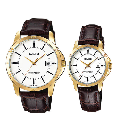 Casio Couple Watch MTPV004GL-7A LTPV004GL-7A