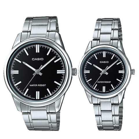 Casio Couple Watch MTPV005D-1A LTPV005D-1A