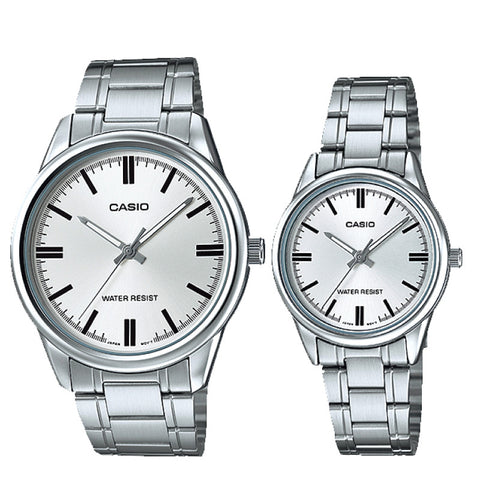 Casio Couple Watch MTPV005D-7A LTPV005D-7A