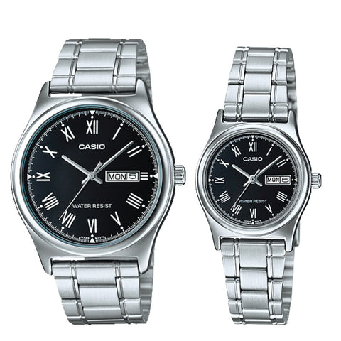 Casio Couple Watch MTPV006D-1B LTPV006D-1B