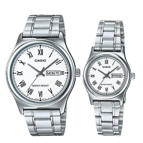 Casio Couple Watch MTPV006D-7B LTPV006D-7B