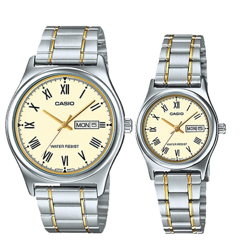 Casio Couple Watch MTPV006SG-9B LTPV006SG-9B