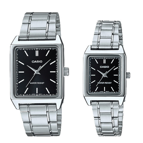 Casio Couple Watch MTPV007D-1E LTPV007D-1E