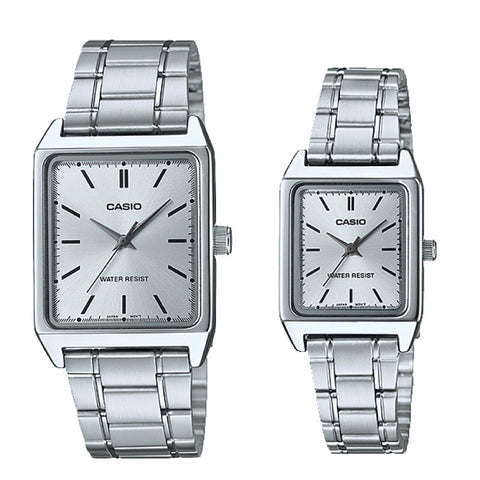 Casio Couple Watch MTPV007D-7E LTPV007D-7E