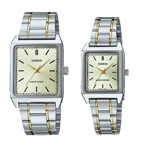 Casio Couple Watch MTPV007SG-9E LTPV007SG-9E