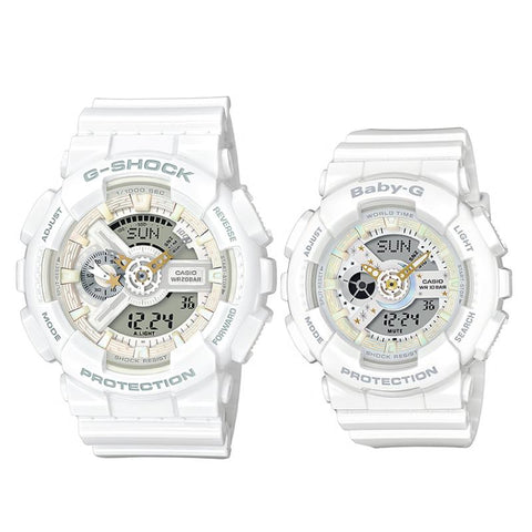 Casio G-Shock & Baby-G G Presents Lover's Collection 2017 Limited Edition Christmas Models LOV17A-7A