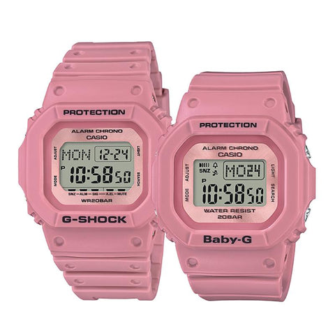 Casio G-Shock & Baby-G G Presents Lover's Collection 2018 Limited Edition Christmas Models LOV18B-4D LOV-18B-4D