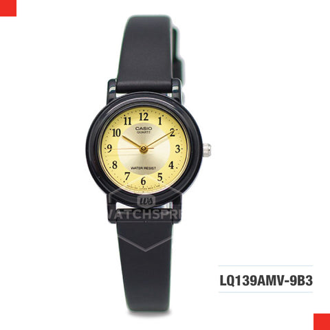 Casio Ladies Watch LQ139AMV-9B3