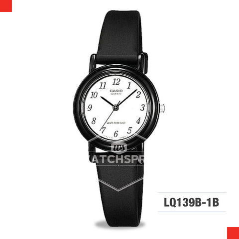 Casio Ladies Watch LQ139BMV-1B