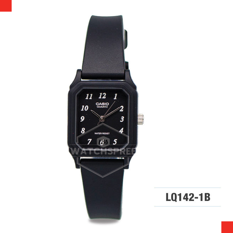 Casio Ladies Watch LQ142-1B