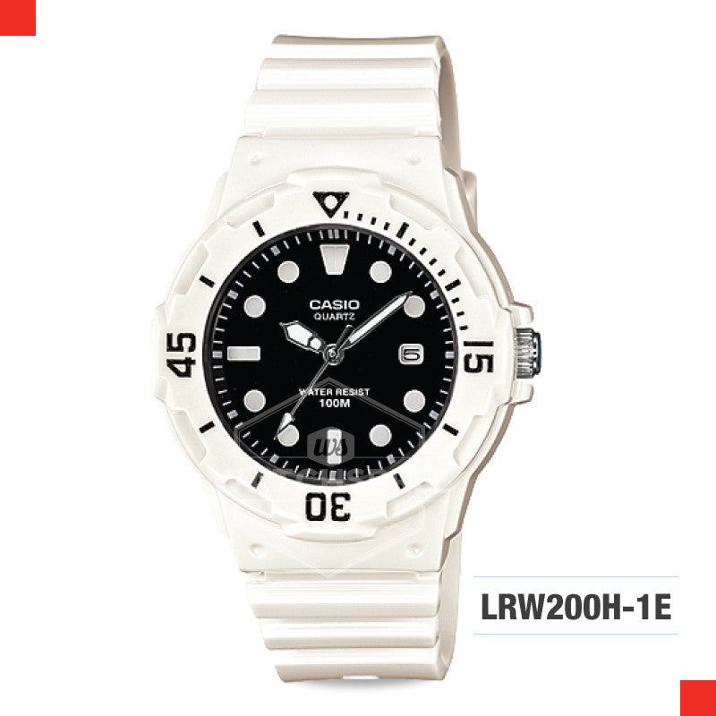 Casio Watch LRW200H-1E