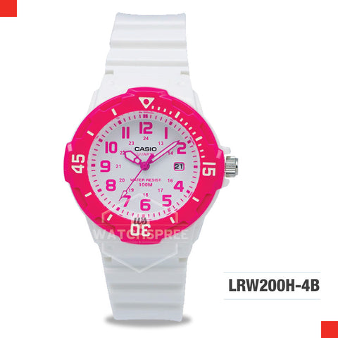 Casio Watch LRW200H-4B