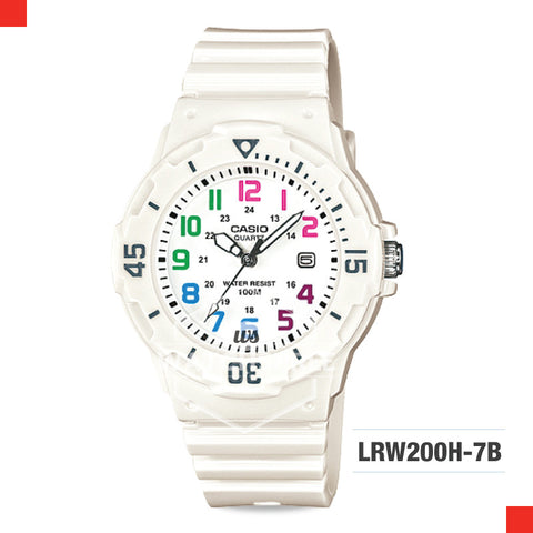 Casio Watch LRW200H-7B