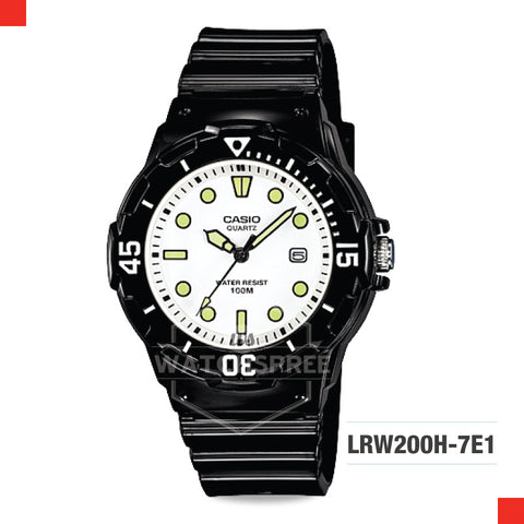 Casio Watch LRW200H-7E1