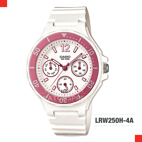 Casio Watch LRW250H-4A