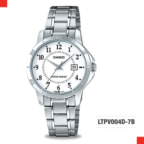 Casio Ladies Watch LTPV004D-7B