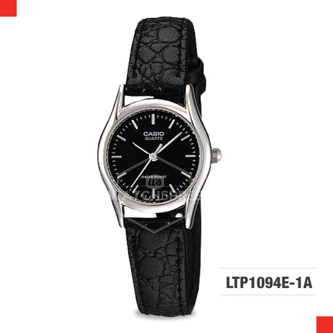 Casio Ladies Watch LTP1094E-1A